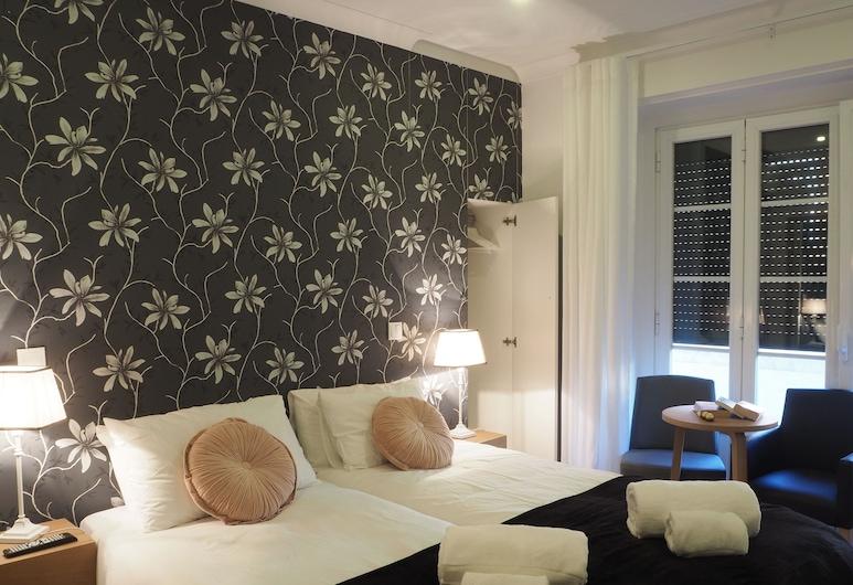 ALTIDO Guest House Cozy Avenida, Lizbona, Pokój Deluxe, Pokój