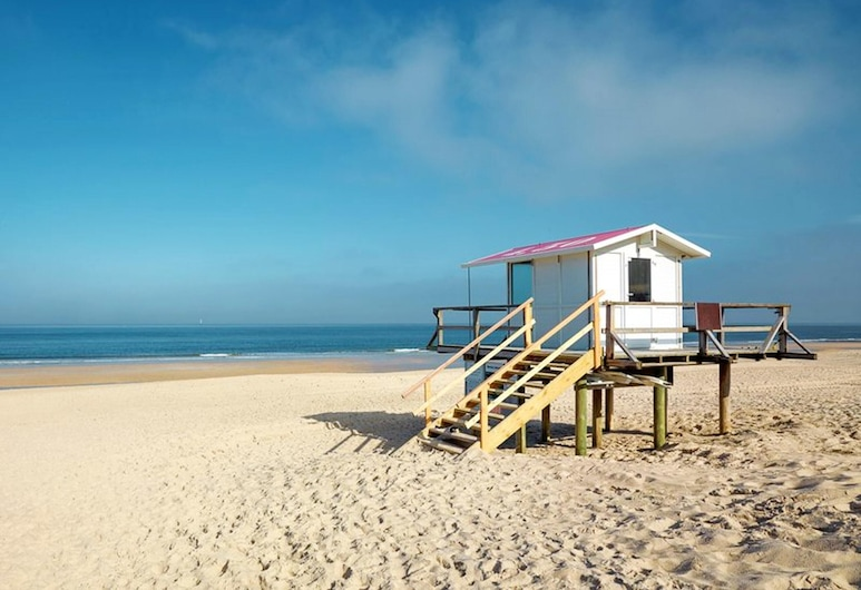 Apartment With 2 Bedrooms in Westerland-sylt, With Furnished Garden and Wifi, Sylt-Ost, Plaża