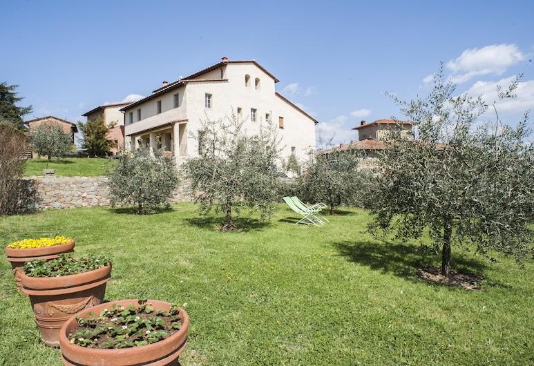 La Casa Sul Sentiero, Montevarchi, Hage