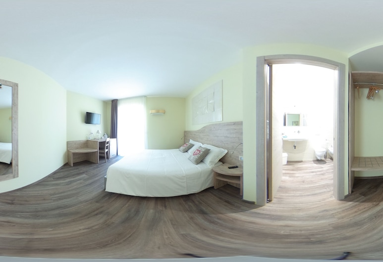 维奥托罗 II 家庭旅馆, 罗卡拉索, 高级双人房/双床房, 客房