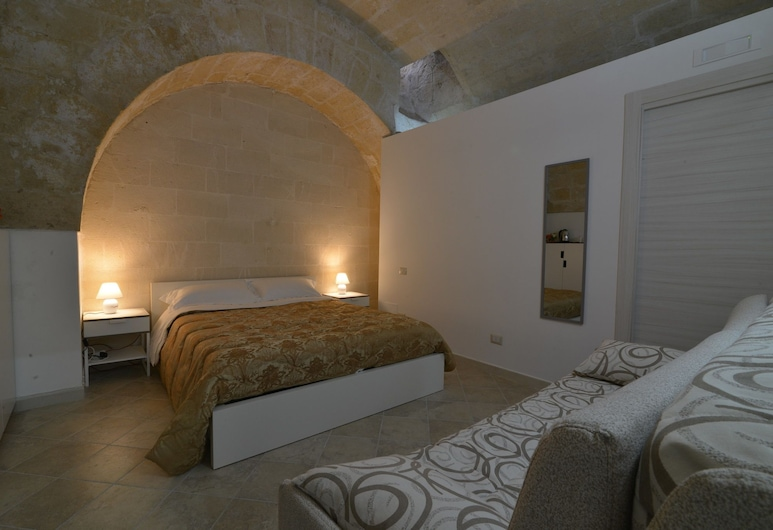 Il Nespolo Sassi Affittacamere, Matera, Double Room (n.1), Guest Room