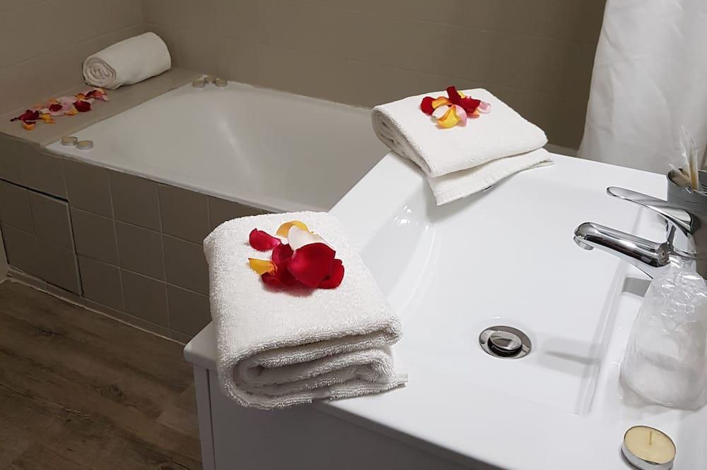 Pokoj Comfort se dvěma jednolůžky - Koupelna