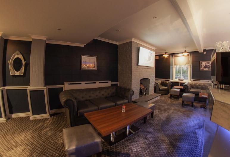 Quayside Hotel & Bar, Bandar Boston, Lobi