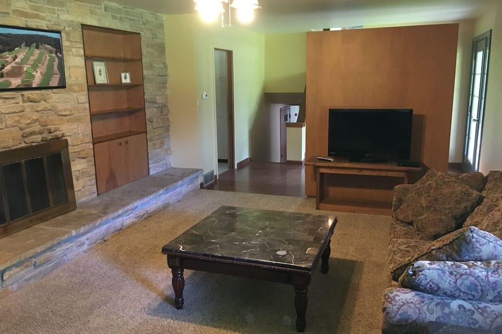 Casa Confort, 5 habitaciones (Birches Home) - Sala de estar