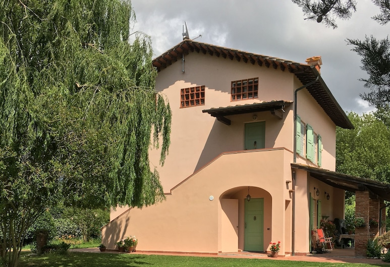 Villa Favilli, Pisa