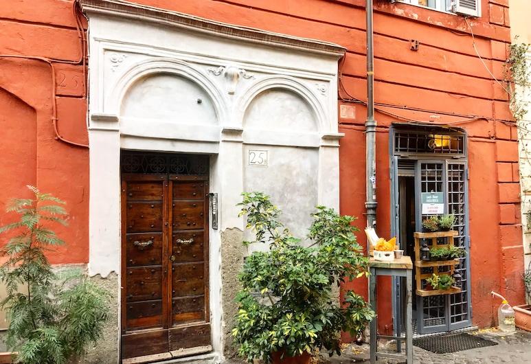 Suite del Vicolo Apartment, Рим, Вхід до помешкання
