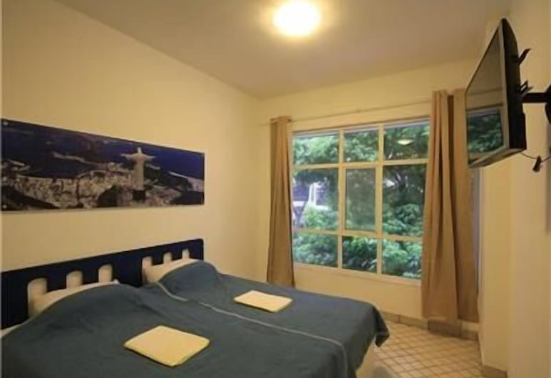 GoHouse Visconde 204-B, ריו דה ז'ניירו, דירת סטנדרט, 2 חדרי שינה, חדר