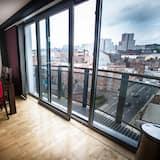 Lägenhet - 2 sovrum - kök - Utsikt från rummet