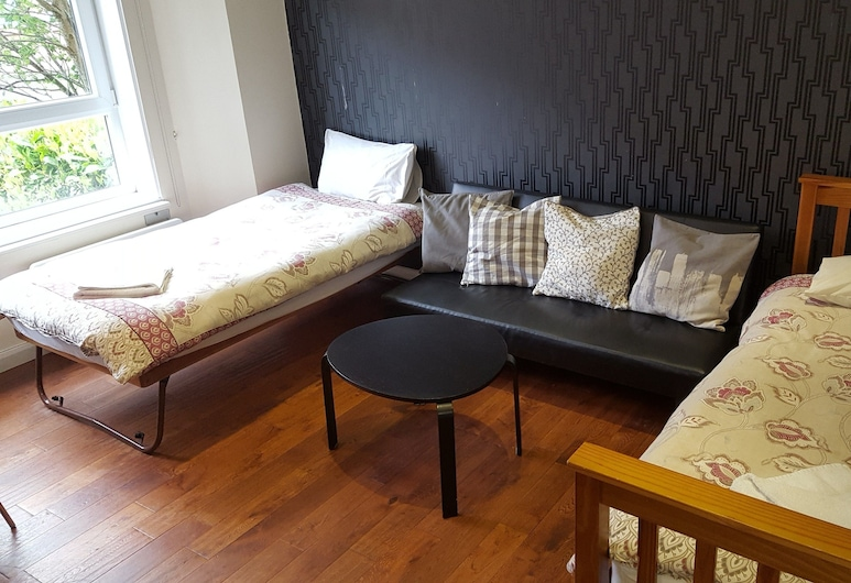 Dragon - North Woodside Apartment 1 Bedroom Home, Glasgow, Apartment, 1 Schlafzimmer, Zimmer
