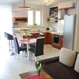 Departamento Deluxe, 1 habitación (Aquarius) - Sala de estar