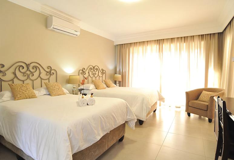 Adato Guesthouse, Potchefstroom, Suite Familiar, Quarto
