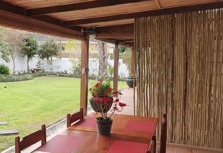 Outeniqua enRoute, George, Terrasse/patio