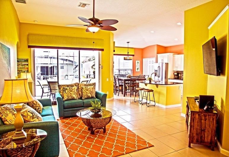 Fan Palm Way Holiday Villa, קיסימי, דירה, מספר חדרי שינה, אזור מגורים