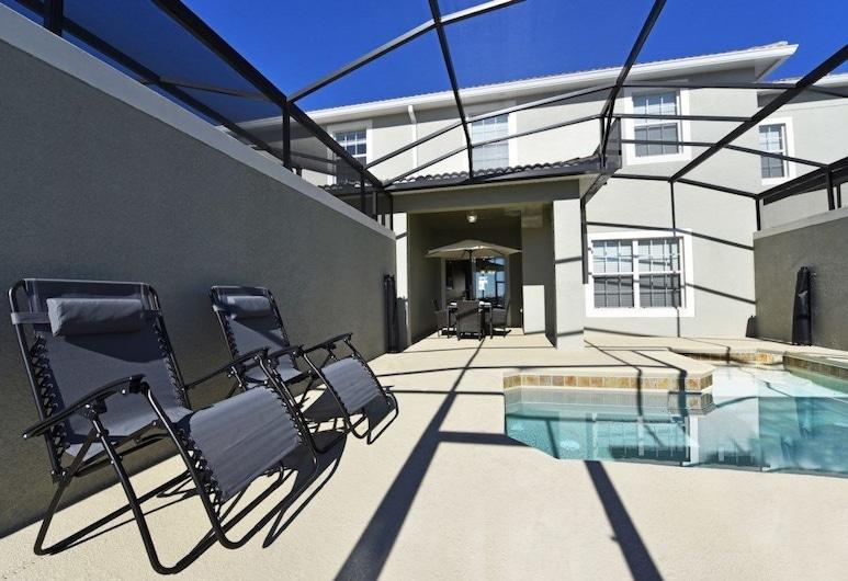 Storey Lake-4794GCTDI, Kissimmee, Apartmán, více ložnic, Terasa