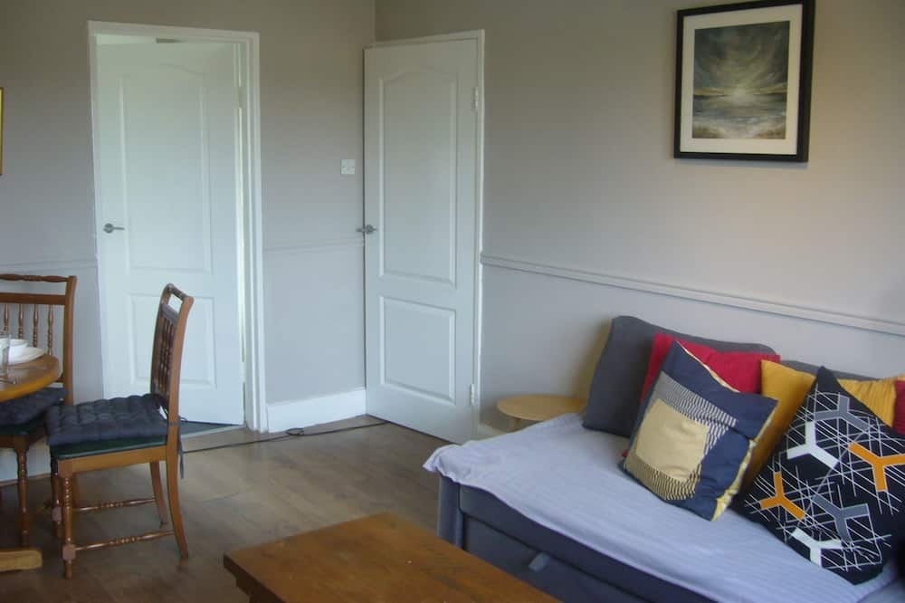 Apartamentai, 3 miegamieji - Svetainės zona