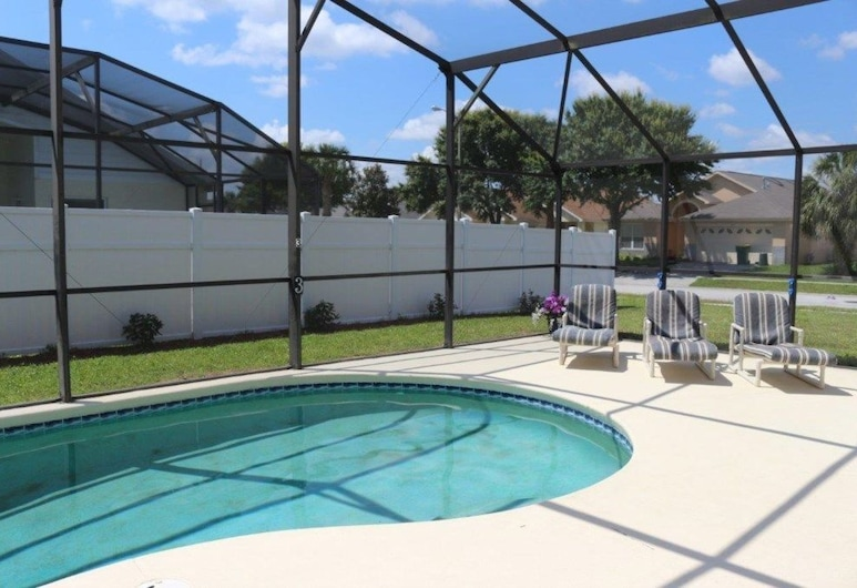 IC049OR - 4 bed pool home at Indian Creek, Kissimmee, Apartment, Multiple Bedrooms, Terrace/Patio