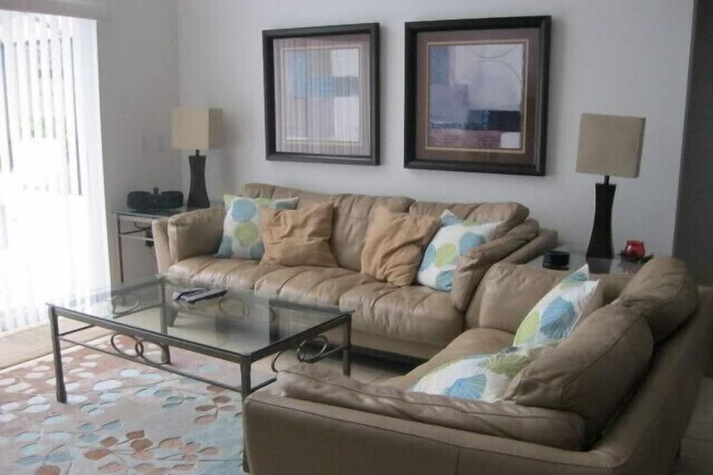 Apartament, wiele sypialni - Salon