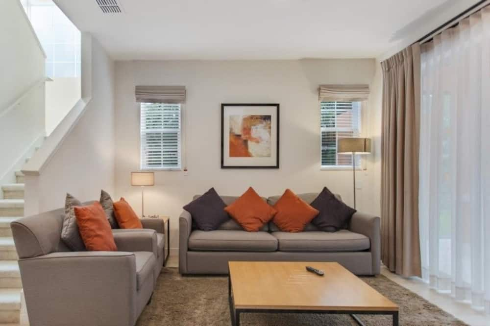 Căn hộ, Nhiều phòng ngủ - Phòng khách