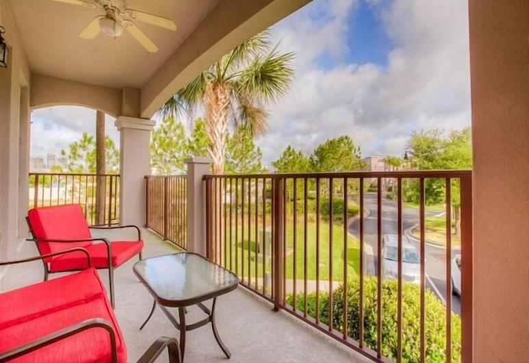 Angel's Coastal Escape, Orlando, Apartment, Mehrere Schlafzimmer, Balkon