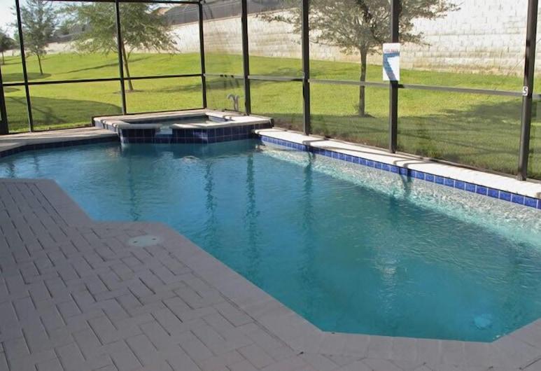 2678 Windsor Hills Resort, Kissimmee, Apartamento, Vários Quartos, Terraço/Pátio Interior