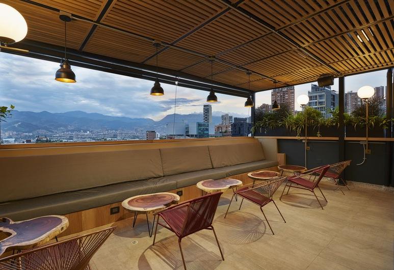 14 Urban Hotel, Medellin, Terrace/Patio