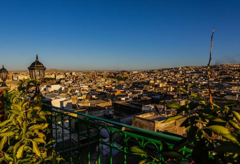 Riad Al Fassia Palace, Fez, Terraza o patio