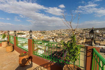 Picture of Riad Al Fassia Palace in Fes