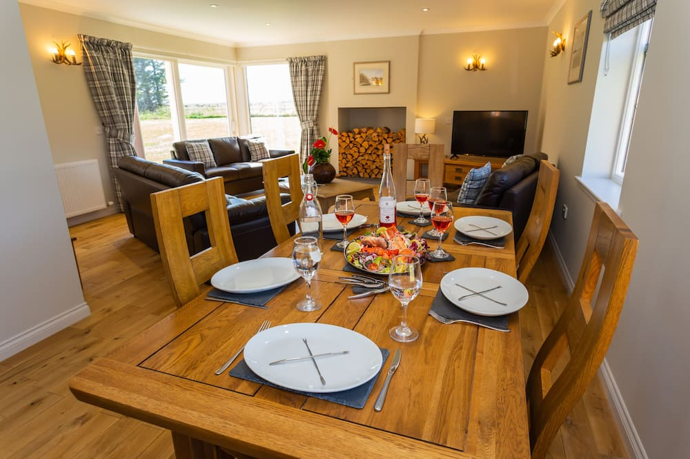 Executive Double Room, 1 Double Bed - In-Room Dining