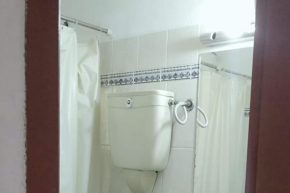 Двомісний номер категорії «Superior», тераса - Ванна кімната