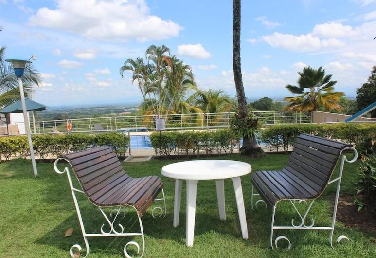 Amaranthus Hotel, Puerto Triunfo, Teren przynależny do obiektu