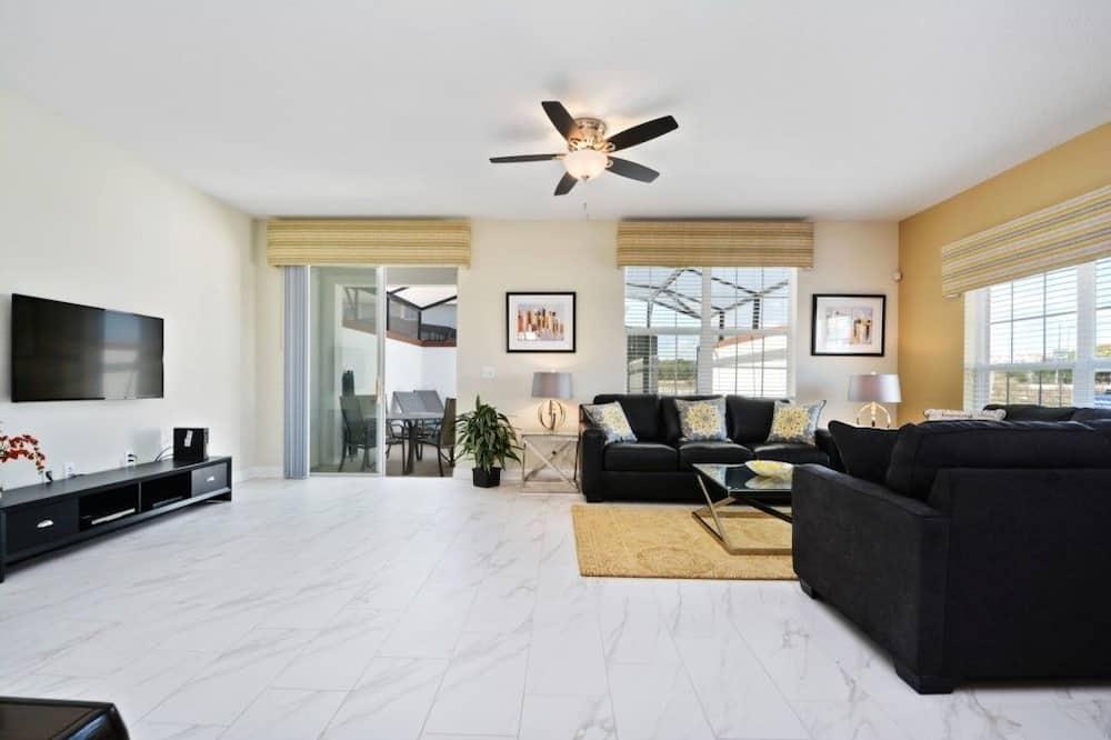 Apart Daire, Birden Çok Yatak Odası - Oturma Odası