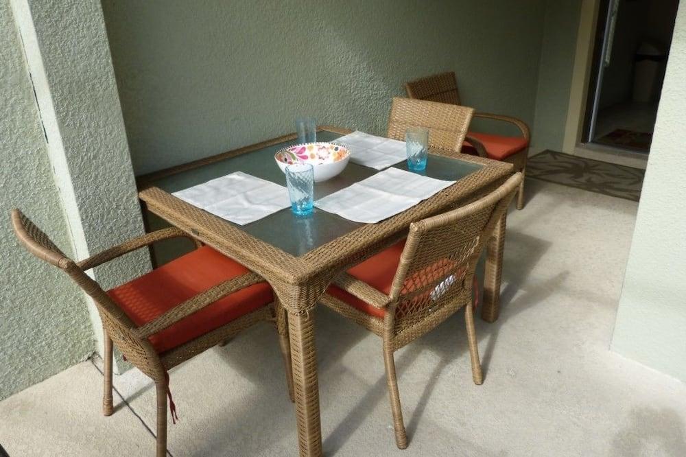 公寓, 多間臥室 - 陽台