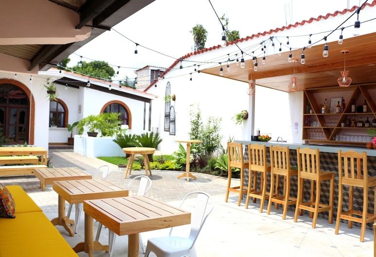 Maya Papaya - Hostel, Antigua Guatemala, Hotel Bar