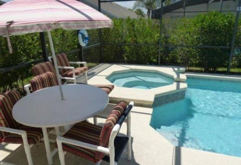 GB636OR- Spacious 6 bedroom pool home at Glenbrook, Clermont, Apartament, wiele sypialni, Taras/patio