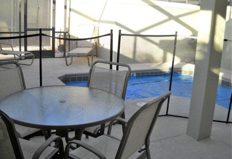 Aurora's Restful Haven, Kissimmee, Apartament, wiele sypialni, Taras/patio