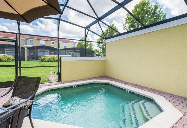 Beautiful 3 bedroom villa at Encantada Resort, Kissimmee, Apartment, Multiple Bedrooms, Terrace/Patio