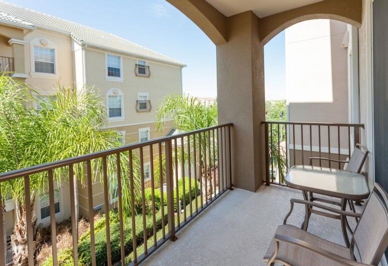 豪華 2 床 2 衛浴公寓式客房 3002 號飯店, 奧蘭多, 公寓, 多間臥室, 陽台