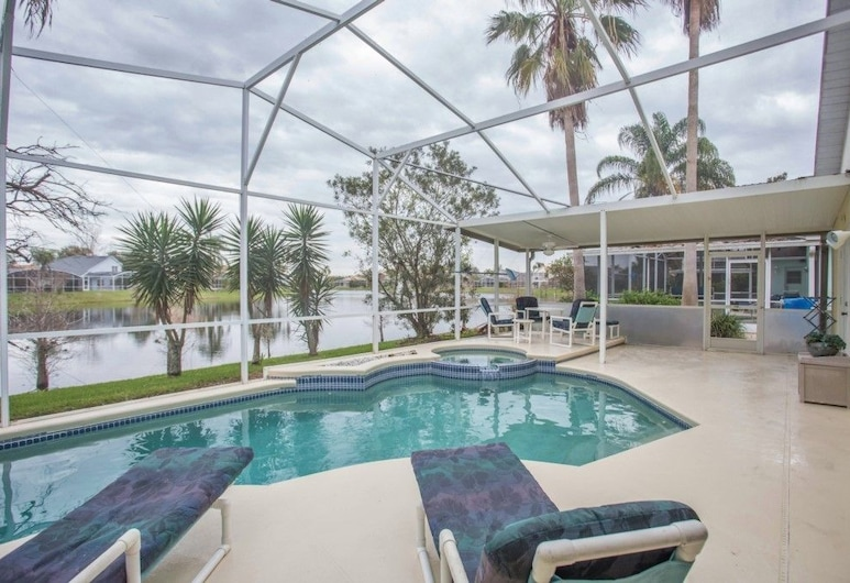 2833FB, Kissimmee, Apartment, Multiple Bedrooms, Terrace/Patio