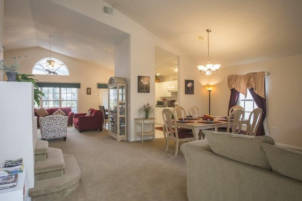 アパートメント ベッドルーム (複数) - リビング ルーム