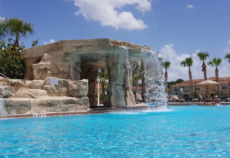 8954BP - Paradise Palms, Kissimmee, Outdoor Pool