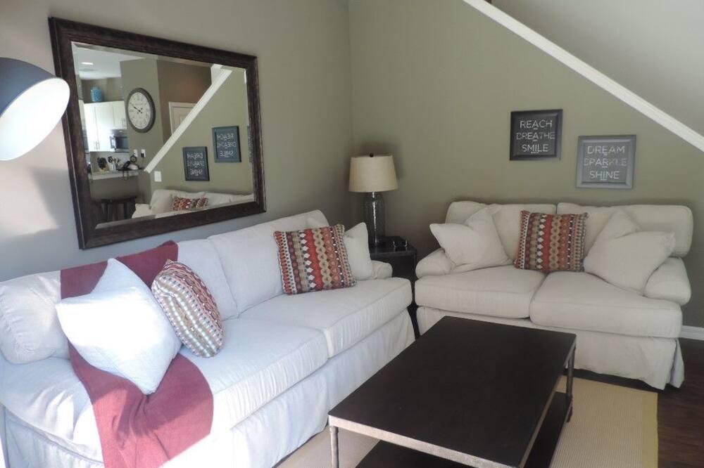 Διαμέρισμα, Περισσότερα από 1 Υπνοδωμάτια - Καθιστικό