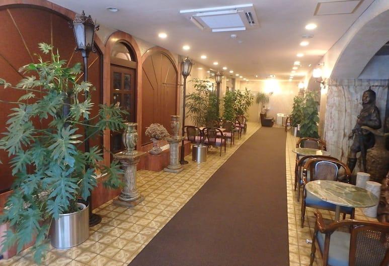 上野桑塔加斯飯店, 東京, 大廳