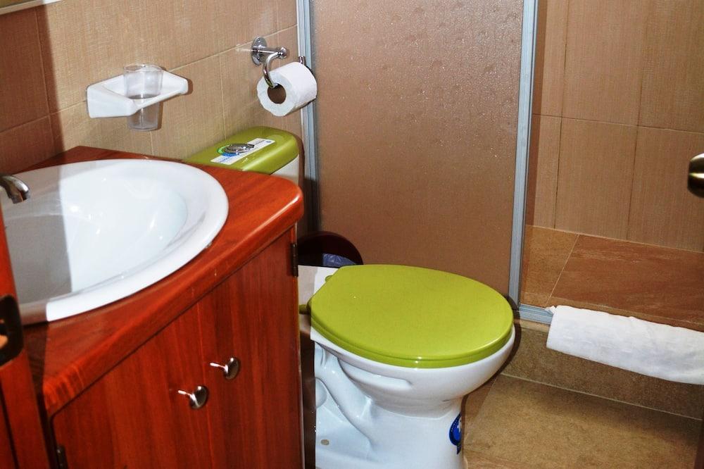 스탠다드 쿼드룸, 침실 1개, 타워 - 욕실
