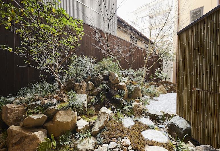 Rinn Kiyomizu Gojo, Kyoto, Сад