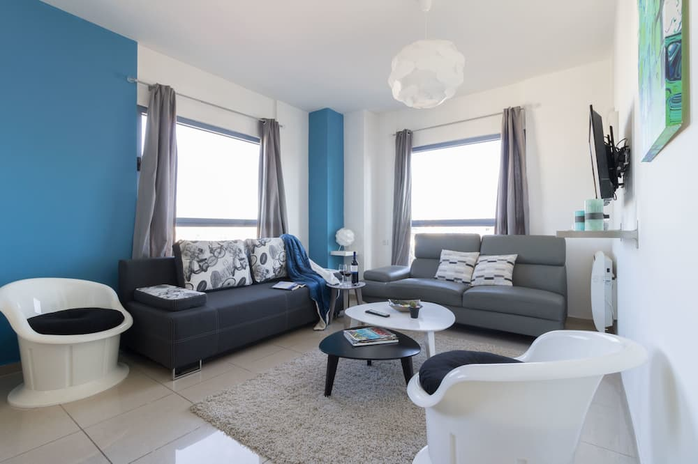 דירת סופריור, 2 חדרי שינה - סלון