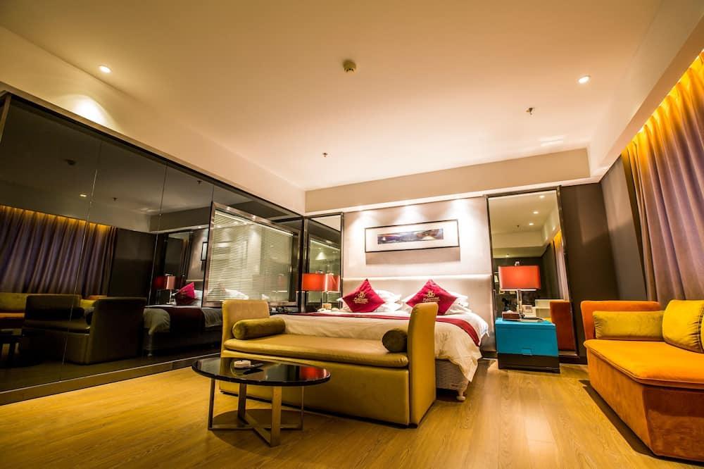 Elite Δωμάτιο, 1 King Κρεβάτι - Δωμάτιο επισκεπτών