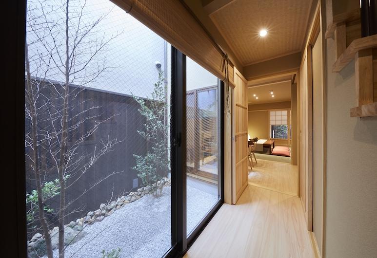 린 미야가와초 츠바키, Kyoto, 복도