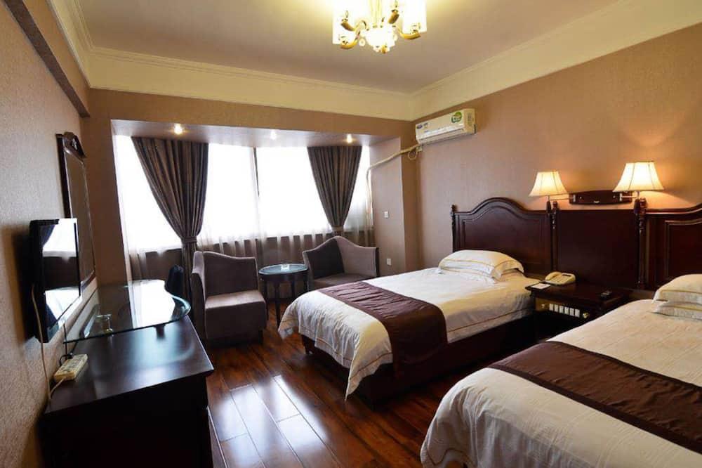 Deluxe Δίκλινο Δωμάτιο (Twin) - Δωμάτιο επισκεπτών