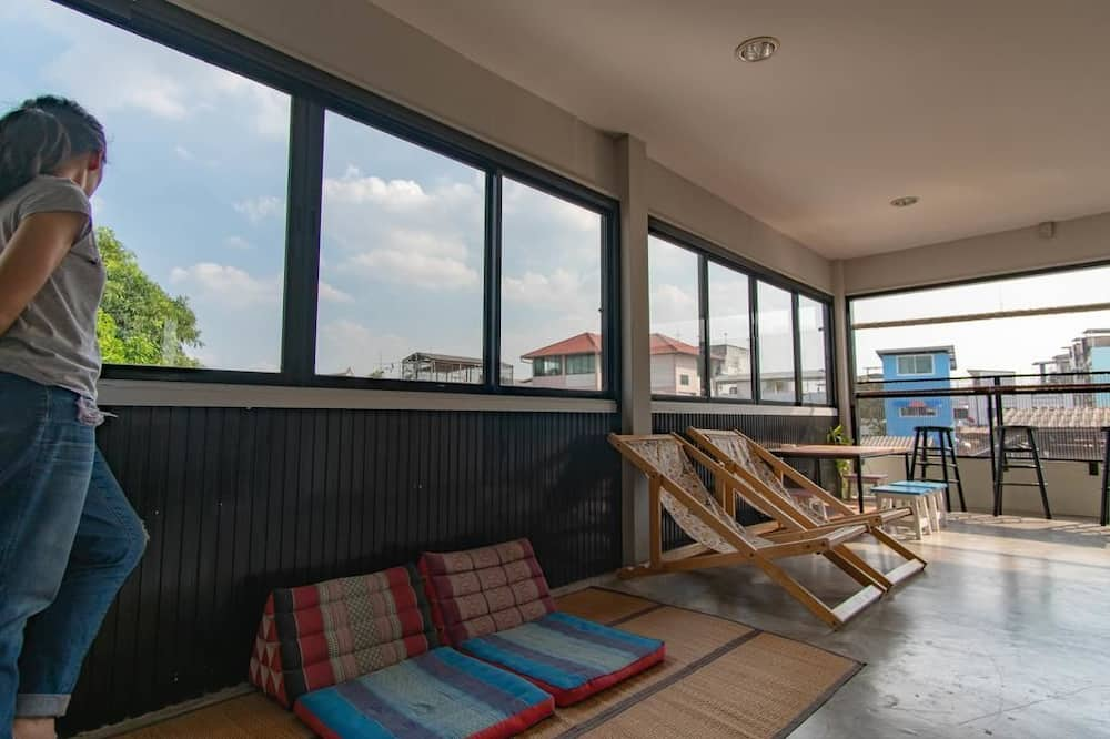 Četrvietīgs ģimenes numurs, viena guļamistaba - Balkons