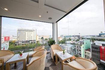 Ho Chi Minh City bölgesindeki Le Saigon Hotel resmi